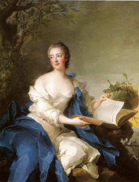 Princesse de Rohan - Jean-Marc NATTIER