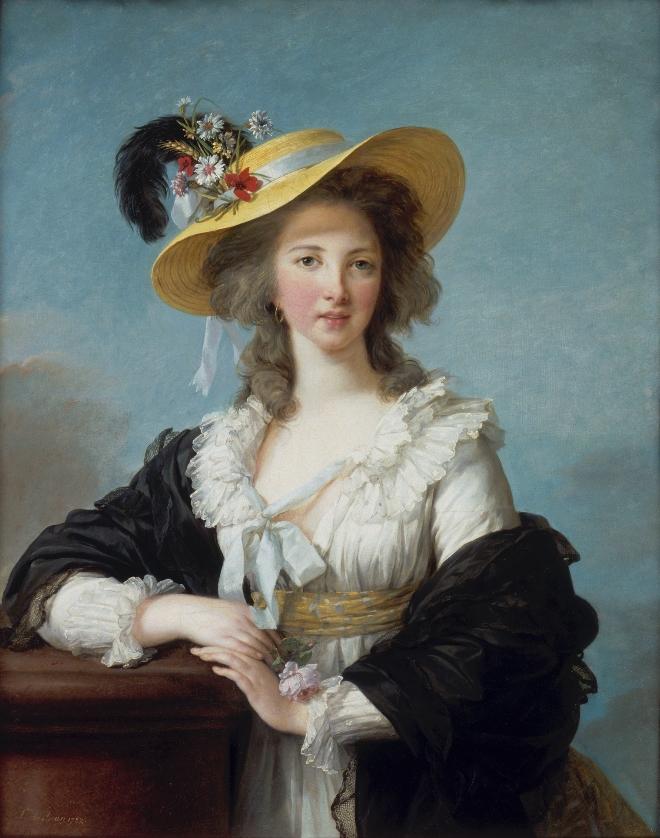 Elisabeth Vigée Lebrun - Duchesse de Polignac