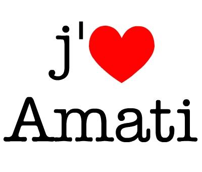 J'aime Amati